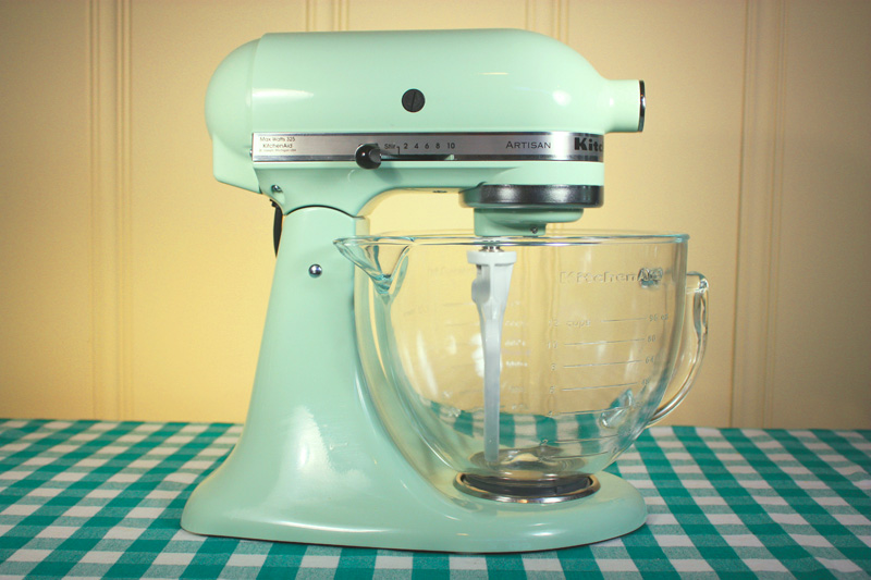 Outstanding Vintage Green KitchenAid Mixer 800 x 533 · 157 kB · jpeg