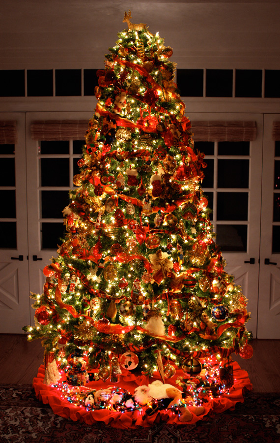 My Christmas Tree is Done | My Blog